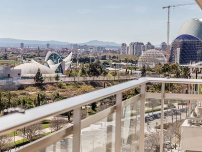 Photo for TH Oceanográfico. - Apartment for 4 people in Valencia