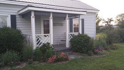 Photo for Vintage Cottage on Lavender Farm in the Heart of Virginia