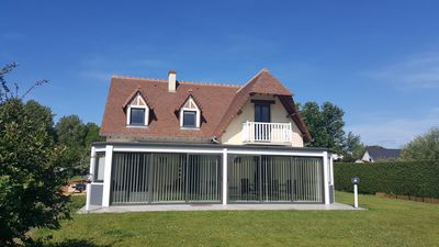 Photo for House with indoor pool in Dieppe