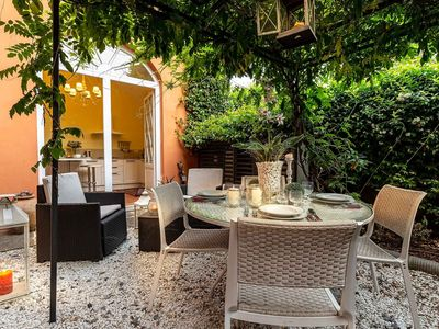 Photo for Exquisite luxury quiet apartment & a gentle outdoor to enjoy the charm of Lucca.