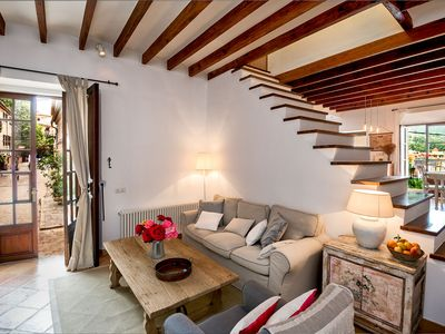 Photo for Modern, comfortable house in the hearth of Valldemossa, garage, Just reformed.