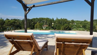 Photo for Trulli Parco Grande, panoramic residence with pool in Putignano