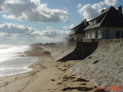 Photo for Villa in front wonderful quineville-east coast of the Cotentin Golf de Fontenay