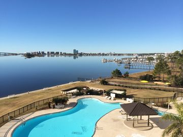 Back Bay Resort, Orange Beach, AL, USA