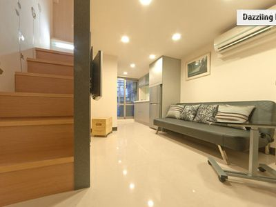 Photo for 1BR Apartment Vacation Rental in Daan District