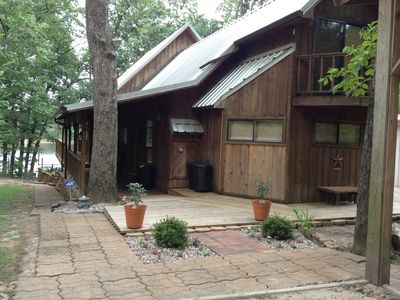 """Photo for Waterfront Access! """"We got it all in Skier's Cove on South Toledo Bend"""""""