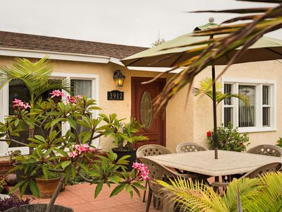 Fabulous Carlsbad Beach Bungalow!  Discounted August Rates!
