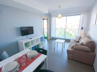 Photo for 1BR Apartment Vacation Rental in Calp