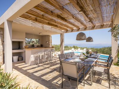 Photo for Hacienda NOA / the best sea view / jump into the great pool