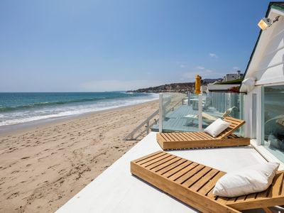 Photo for Stunning beach front property for photoshoots!