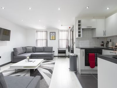 Photo for Luxury Apartment -Heart of Shoreditch & Brick Lane
