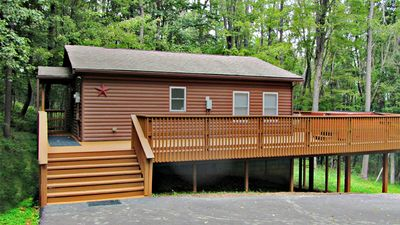 Photo for 2BR Cabin Vacation Rental in Oakland, Maryland