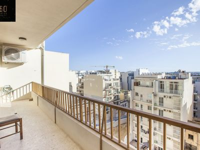Photo for 3BR Apartment Vacation Rental in Sliema