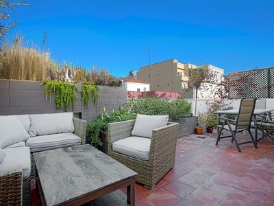 Photo for Beautiful penthouse recently renovated 4pax, Delicias Terrace