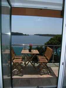 Photo for Apartment Srki  A4 Lavanda(2+2)  - Mali Losinj, Island Losinj, Croatia