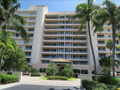 Photo for Grand Bay 2 BR + Den Condo on 8th floor with spectacular views of Sarasota Bay.