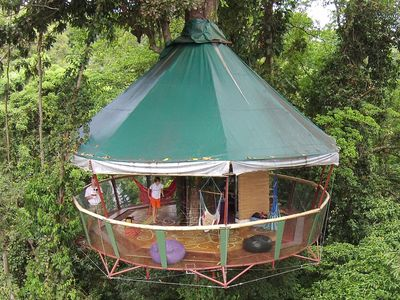 Photo for The Amazing Treehouse and Nature Observatorio in Manzanillo, Limon, Costa Rica
