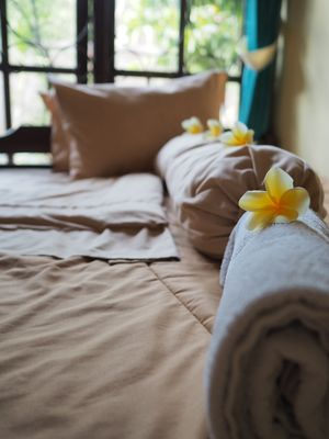 Photo for Bed and Breakfast ,A Real Balinese Apartment In the Heart of Tabanan!