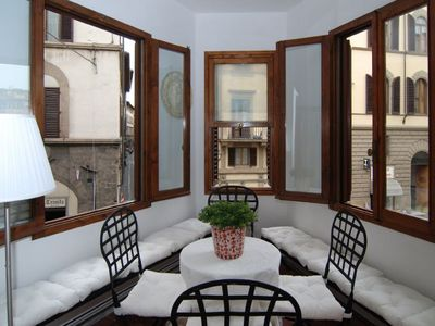Photo for One bedroom Apartment, sleeps 2 in Florence with WiFi