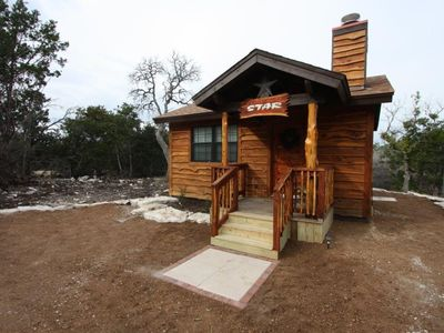 Photo for Cedar Bliss Star Cabin