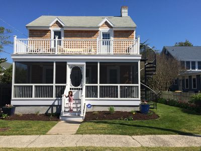 Photo for Classic Beach Block Living in Charming South Rehoboth