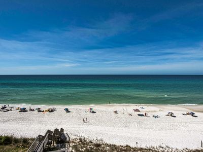 Photo for Sago Sands 401 - Gulf Front - Seagrove Beach
