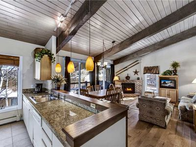 Photo for Woodbridge 17C: 2 BR / 2 BA condominuim in Snowmass Village, Sleeps 6