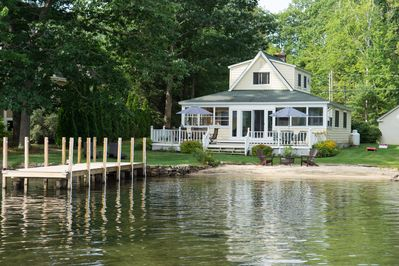 Perfect Lakefront location!