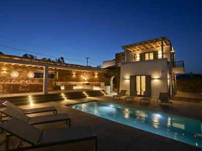 Photo for Villa Moonflower, modern and luxury villa with private pool and Jacuzzi by Elite Estates.