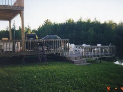 Photo for Cottage On The Lake - Cocagne, New Brunswick