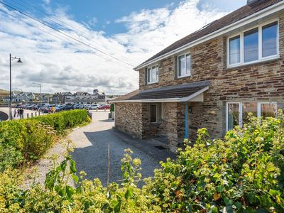 Photo for 4 bedroom accommodation in Perranporth