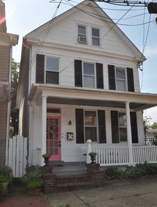 Photo for Historic Downtown Annapolis Home for Rent- Steps to Naval Academy