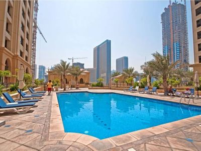 Photo for Amazing Full Sea View 2 Bedroom Home at JBR (Rimal 3004))