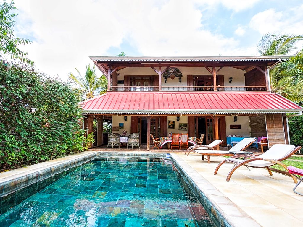 Creole Style Villa in Grand Baie, Mauritius