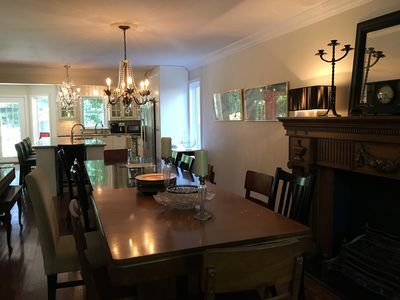 Dining room- seating for 12