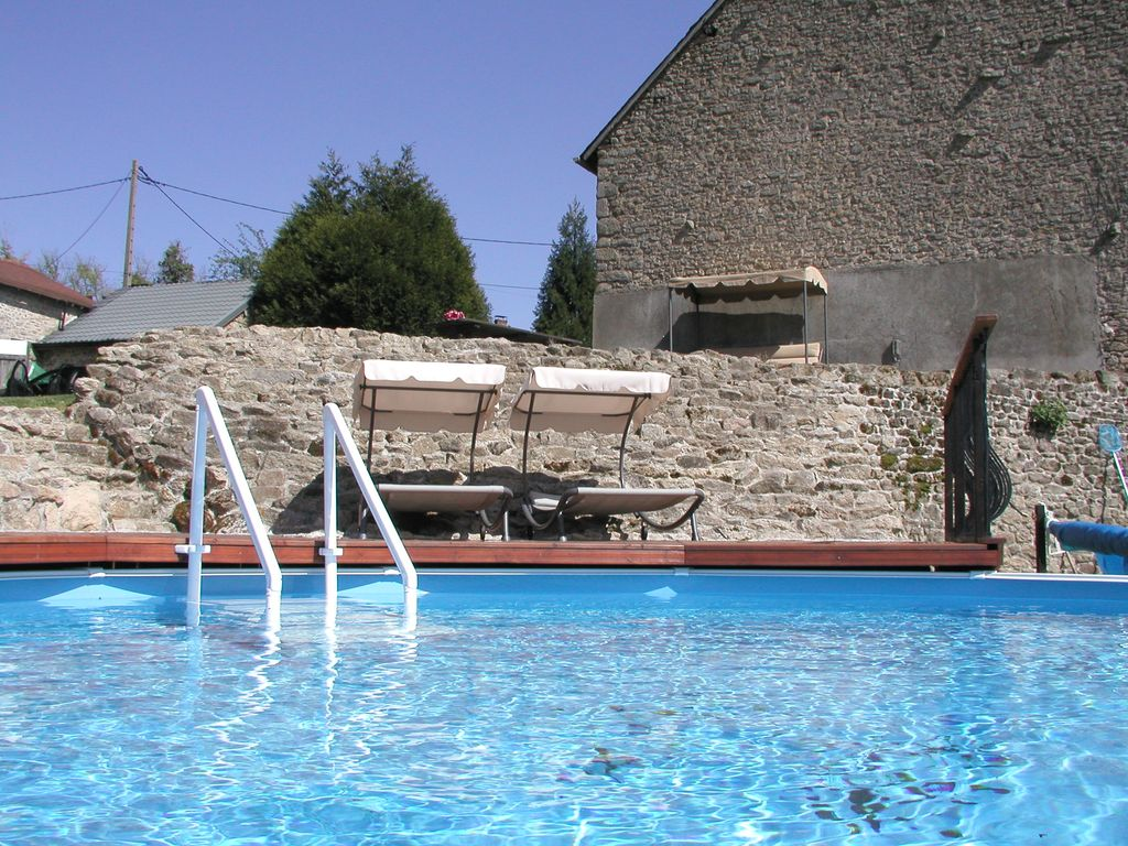 Property Image#14 Gîte In La Chaume, Azérables. Quiet Location With  Stunning Views