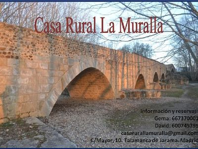 Photo for Casa Rural La Muralla for 10 people