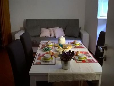 Photo for Opera House apartment in Centro Storico with WiFi & integrated air conditioning.