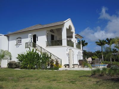 Photo for Located on the beautiful Royal Westmoreland golf estate with panoramic views