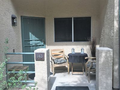 Photo for Downtown Phoenix Ground level Condo