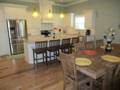Photo for Beautiful Spacious 3/2~ sleeps 14 ~ 500 ft from beach with direct access
