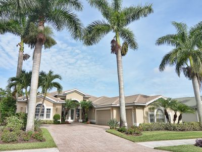 Photo for Home With Private Heated Pool And Spa In A Gated Golf Community