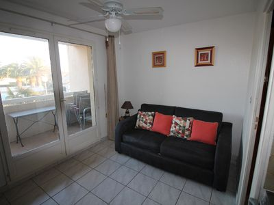 Photo for Nice studio for 4 people in residence with swimming pool Ref. 2910