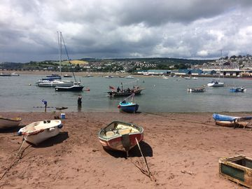 Teignmouth, Devon, UK