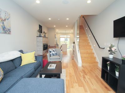 Photo for Modern Beauty!Free Parking! Roofdeck! Sleeps 13!