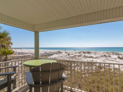 Paradise30A ~ Commodores 101~ Gulf Front Corner unit~ Community Pool!