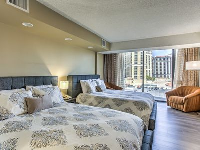Photo for One Bedroom Penthouse Suite at Jockey Club | Located in the heart of the Las Vegas Strip!