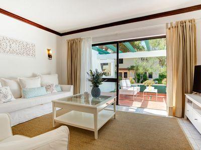 Photo for Falesia Beach (26) 2 bedroom Townhouse with pool