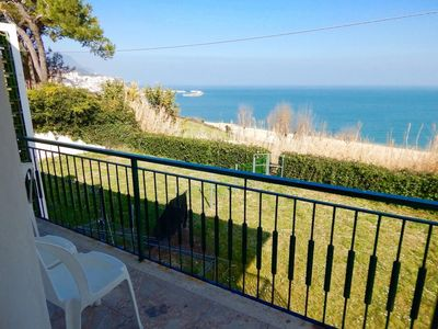 Photo for N128 - Numana, three-room apartment with sea view at 200 meters from the beach