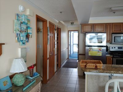 Photo for 4BR/3BA Oceanfront Condo in Surfside Beach, SC (Windhaven 301)